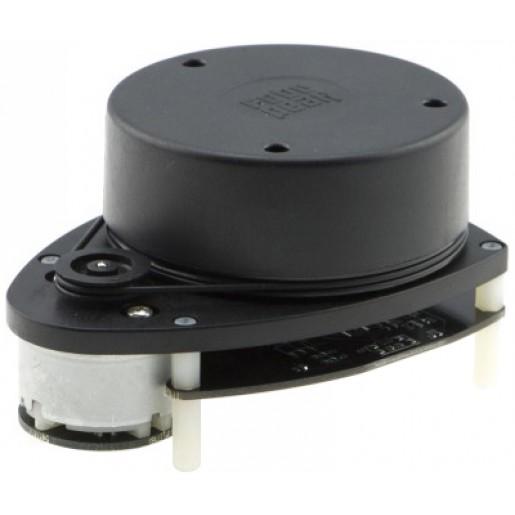 DoBots | RPlidar vs kinect's laserscan with RTabmap on turtlebot